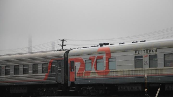 Дополнительные поезда пустят из Архангельска в Москву в праздничные дни февраля и марта