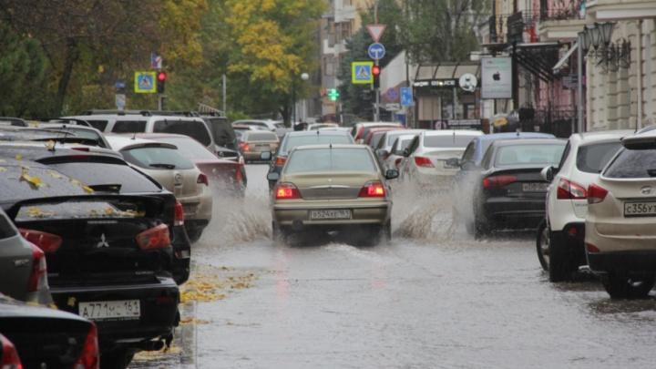 Сильный ливень, гроза и потоп: в ближайшие часы погода в Ростове резко ухудшится