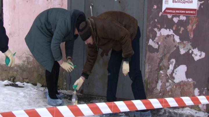 В Березниках разлили ртуть под окнами участка полиции