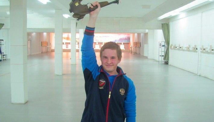 Северодвинец Михаил Исаков стал победителем первенства мира по пулевой стрельбе