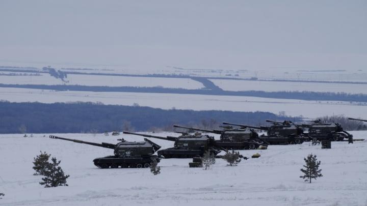 В Самарской области начались масштабные учения военных