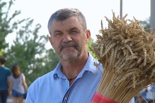 Итальянцы добавили зерно в международный «Каравай мира»