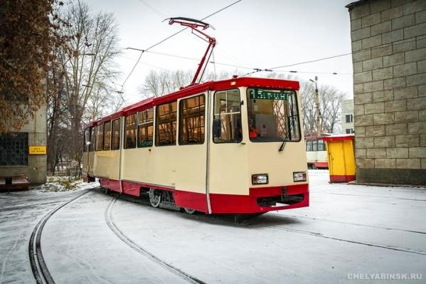 Движение трамваев на Медгородок закрывается