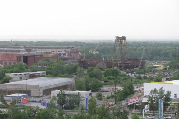 Завод расположился на улице Арсеньева с 1931 года