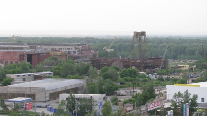 Росимуществу не позволили выгнать с земли Волгоградский судостроительный завод