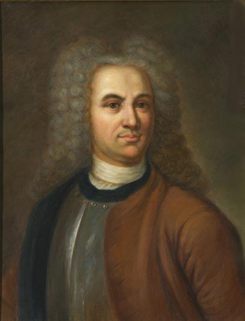 Василий Никитич Татищев — российский историк, географ, экономист и государственный деятель.