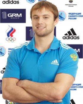 Семен Павличенко//Федерация санного спорта России
