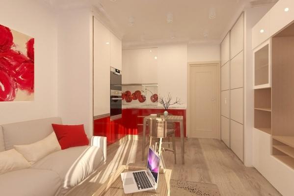 Квартира-студия – это современное и удобное решение жилищного вопроса