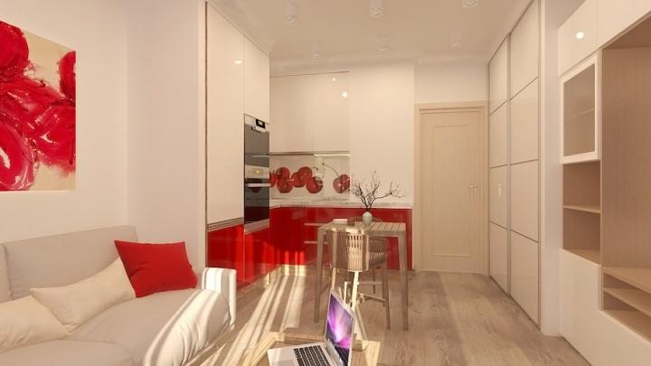 В Ростове можно купить квартиру-студию в ипотеку под 8% годовых