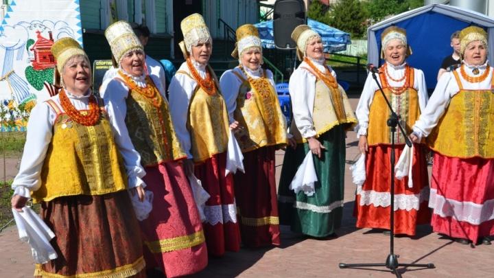 Архангельские частушки услышит вся Россия