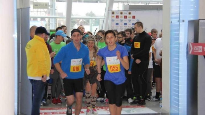 Более 300 человек на скорость пробегут 28 этажей небоскреба «Волгоград Сити»