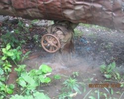 ПСК зафиксировала несанкционированный слив воды во Владимирском
