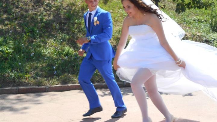 В Самаре 2 июля невесты устроят массовый забег за женихом