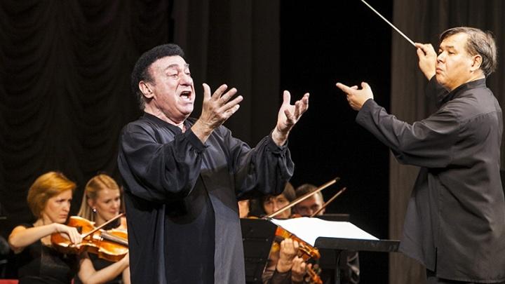 «Городу металлургов нужна музыка»: Зураб Соткилава дважды пел для челябинцев