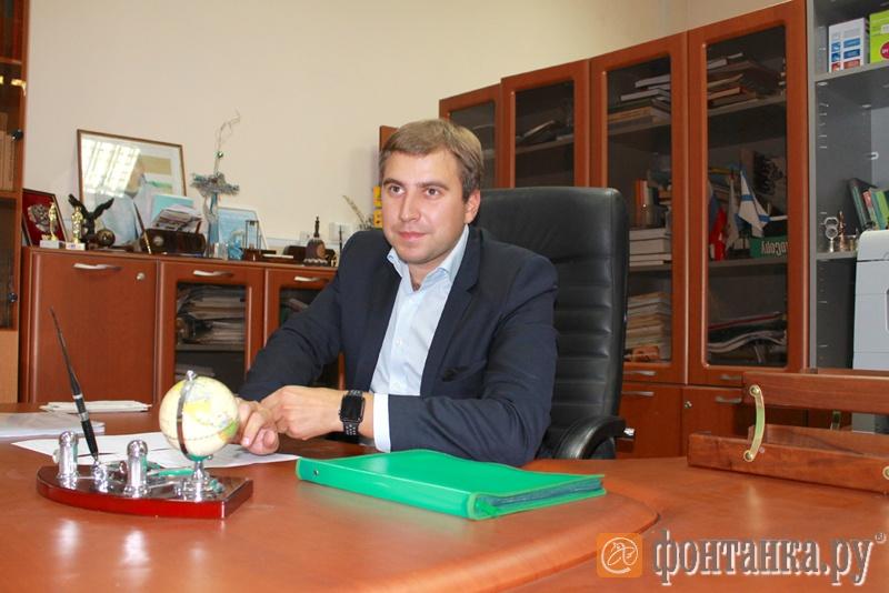 Егор Голов / фото Льва Годованника