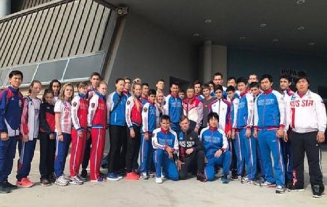 Спортсмены из Ростова выиграли 9 медалей на международном турнире по тхэквондо в Греции
