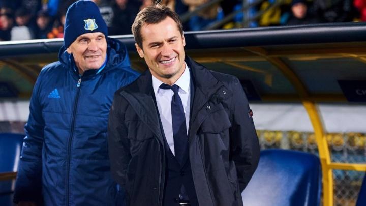 Тренер ФК «Ростов» Дмитрий Кириченко: «Я не заслужил, чтобы об меня вытирали ноги»