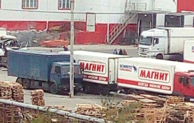В Батайске на складе «Магнита» прогремел взрыв
