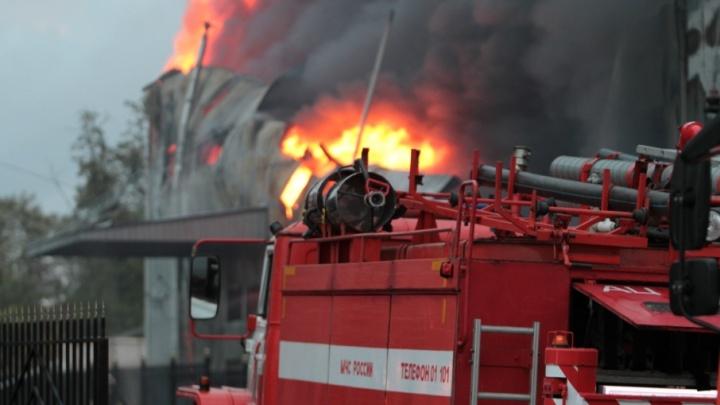 В Ростовской области пожар в частном доме унес жизни двоих пенсионеров