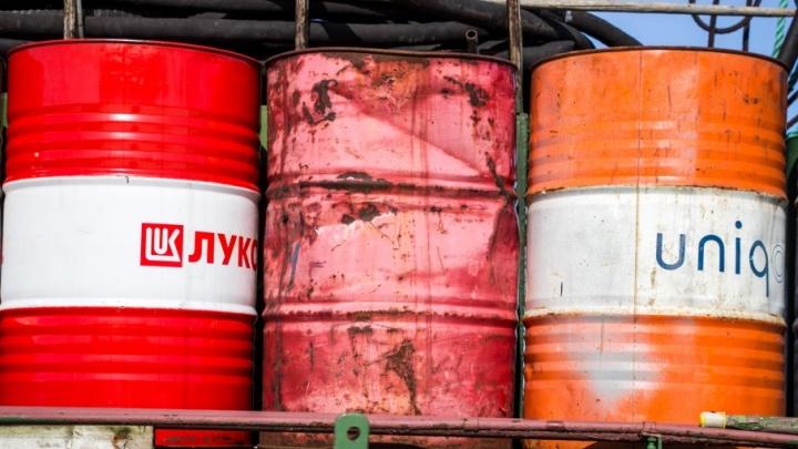 В Северодвинске нашли подозреваемых в хищении топлива с судов Минобороны