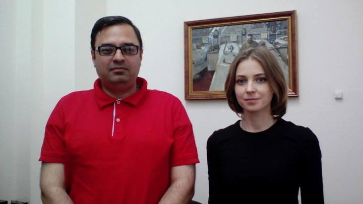 Ростовский блогер поможет Наталье Поклонской в работе со СМИ и избирателями
