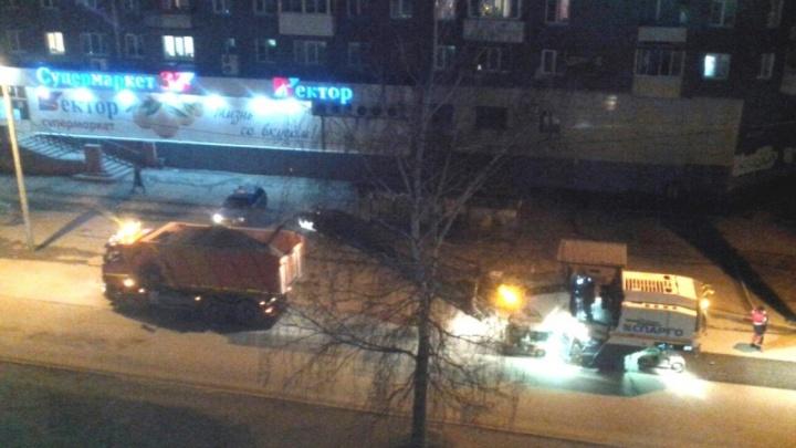 В Орджоникидзевском районе Перми отремонтируют дороги на девяти улицах