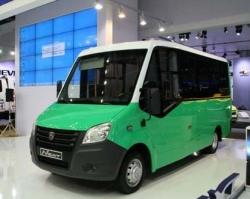 Автобус семейства Next в Архангельске
