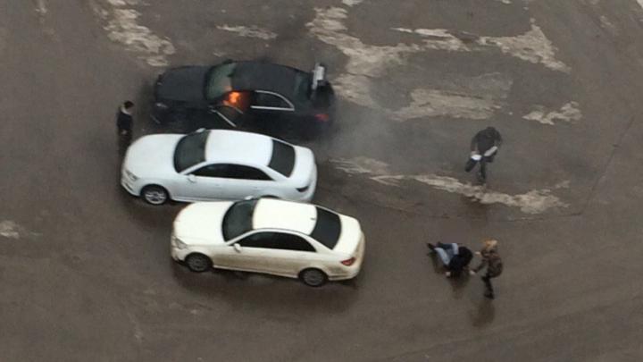 В Ростове задержали мужчину, подозреваемого во взрыве машины с бизнесменом на Левенцовке