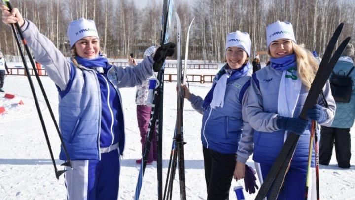 Керлинг, лыжи, баскетбол: в Перми прошла зимняя спартакиада «УРАЛХИМа»