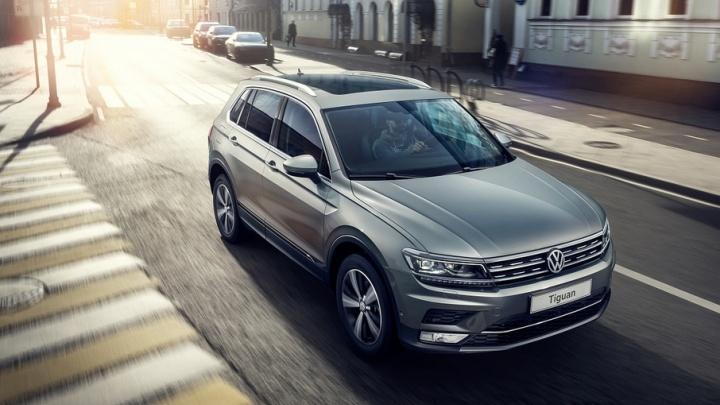 Новый Volkswagen Tiguan: четыре месяца в России и только положительные отзывы
