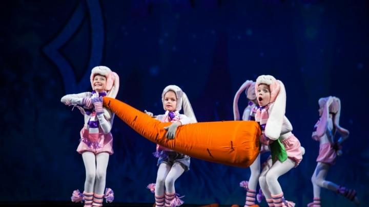 Фестиваль «Сияние Арктики» соберет в Архангельске танцевальные коллективы со всей России
