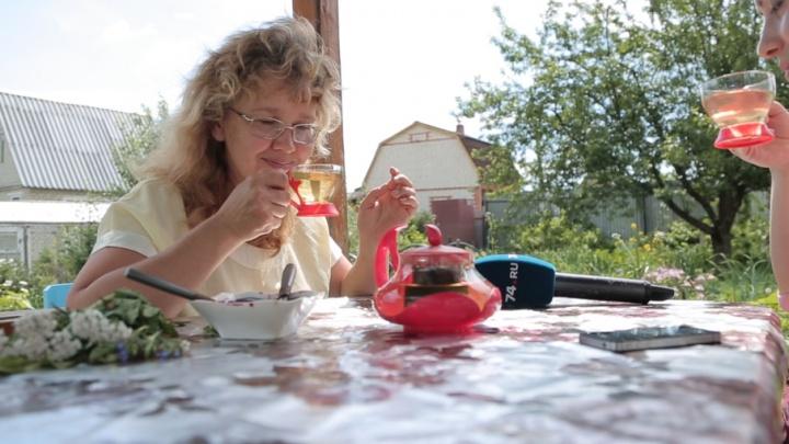 Аптека на даче: челябинский садовод – о том, как приготовить лечебный чай прямо с куста