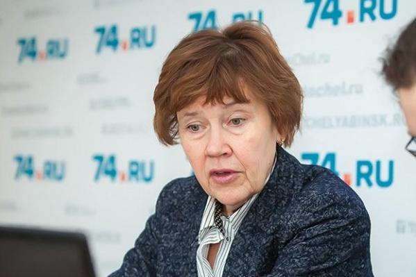 Гладкова ответила на вопросы о смоге, Томинском ГОКе и раздельном сборе мусора