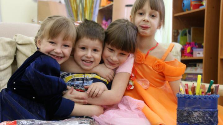 «Их сплотило несчастье»: оставшиеся без родителей четверо маленьких ростовчан ищут новую семью