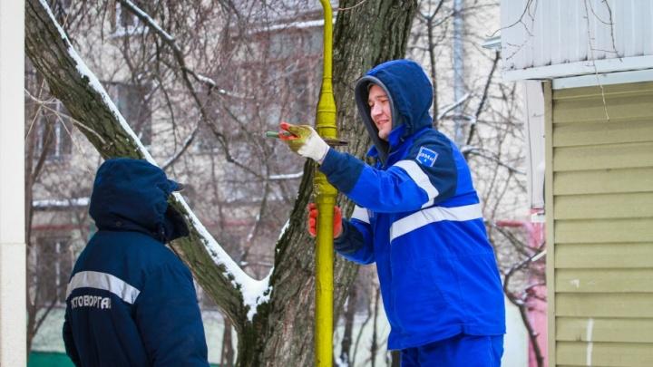 Донские предприятия и организации задолжали за газ больше миллиарда рублей
