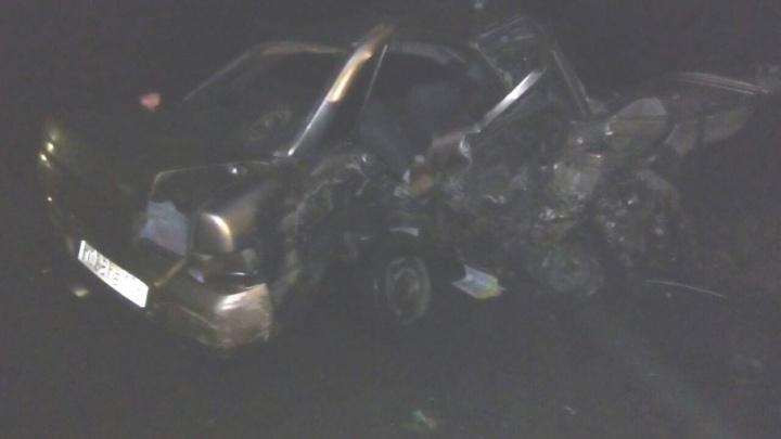 «У Prado вырвало колесо»: под Челябинском произошло крупное ДТП, есть раненые