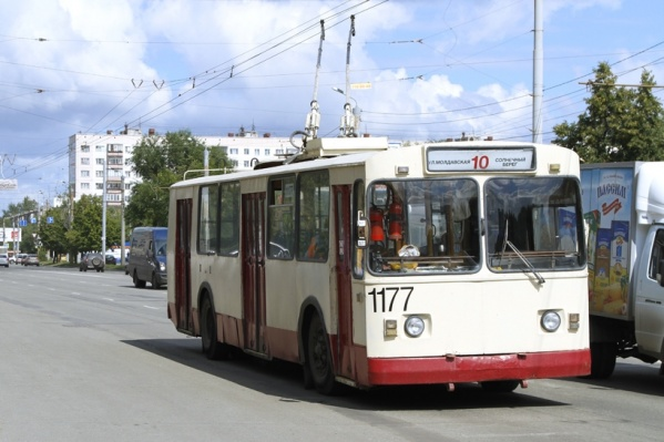 Вводится три новых троллейбусных маршрута