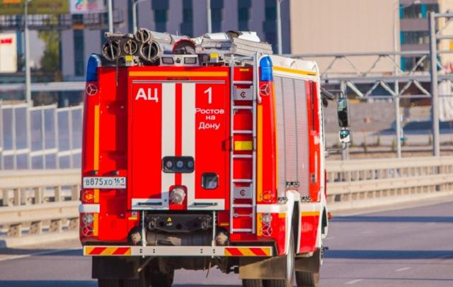В Каменском районе сгорел частный дом: есть жертвы