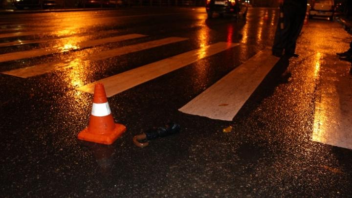 Стоял ночью на дороге: водитель Daewoo Nexia сбил насмерть мужчину на южноуральской трассе