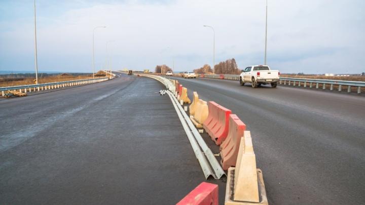 До обводной дороги за 12 минут: в Самаре хотят изменить схему магистрали «Центральной»