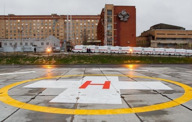 В больничном комплексе Волгограда к ЧМ-2018 отремонтировали 12 отделений