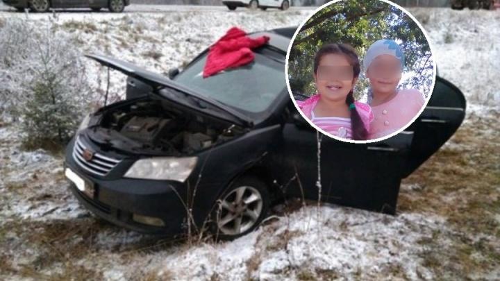 «Они были хорошей семьей»: родственники рассказали о погибшей на трассе в Прикамье многодетной матери