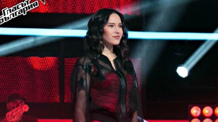 Тюменская вокалистка прошла во второй тур болгарского аналога шоу «Голос»