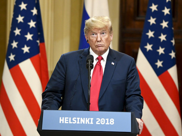 Helsinki summit 2018 / Jussi Nukari / Lehtikuva