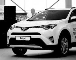 Новый Toyota Rav4 презентовали в «Тойота Центр Тюмень Юг»
