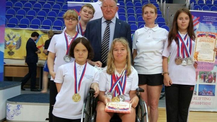 Северяне привезли 18 медалей со Всероссийской летней спартакиады детей-инвалидов