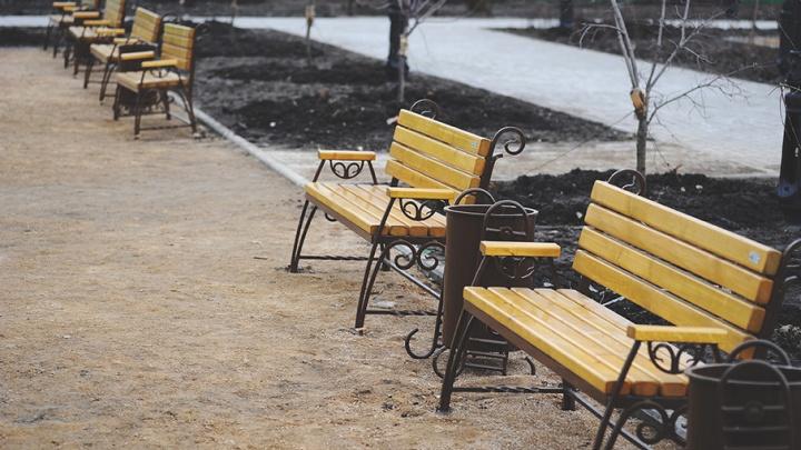 Зеленый уголок на улице Республики обойдется в 5,7 миллиона рублей