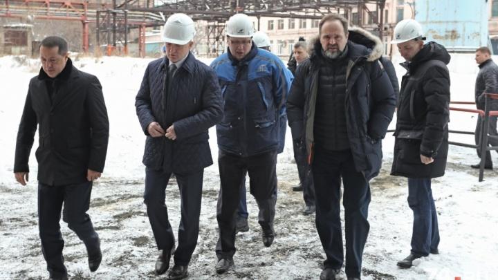 Глава Минприроды поручил проверить нормативы на выбросы для предприятий Челябинска