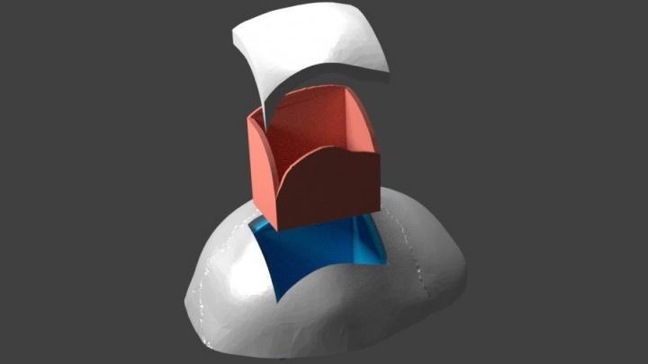 Аналогов в России нет: пермяки придумали тренажер, на котором врачи научатся делать трепанацию черепа
