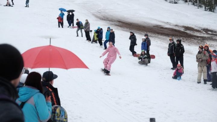 С трассой для сноутюбинга и веревочным парком: в Перми построят горнолыжный комплекс «Северный склон»